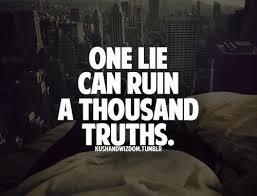 Løgnere